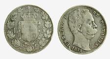 pcc2074) Regno Umberto I (1878-1900) Scudo 5 lire 1879