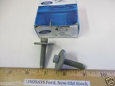 """2 PCS IN 1 FORD BOX """"SCREW & WASHER"""" PART N803944-S54 , AB 208 B, FREE SHIPPING"""