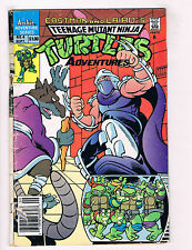 Eastman & Lairds Teenage Mutant Ninja Turtles #4 VG Archie Comic Book 88 DE34