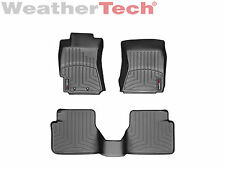 WeatherTech DigitalFit FloorLiner - 2009-2013 - Subaru Forester - Black