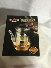 Piao Glass Tea Pot Infuser Hong Kong Epiaots