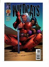 WILDCATS #1 1999 DF DYNAMIC FORCES VARIANT