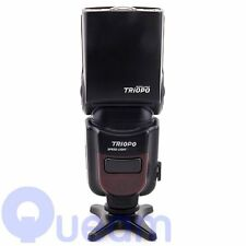 Triopo tr-586ex I-TTL Wireless Flash Speedlite per Nikon D7100 D600 come la YN-565EX
