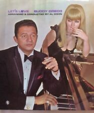Buddy Greco : Lets Love : Vinyl Album : World Record Club : T.593