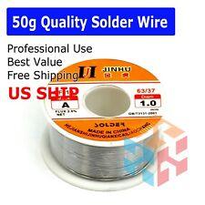 63/37 Tin Lead Line Soldering 1.0mm Rosin Core Solder Flux Welding Wire Reel Hot