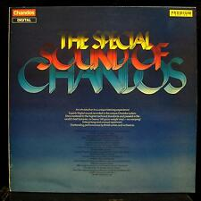 Various Classical - The Special Sound Of Chandos LP Mint- CBRD 1008 UK 1982