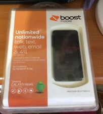 Samsung Galaxy Prevail SPH-M820 - Obsidian Black (Boost Mobile) Smartphone