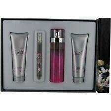 Just Me Paris Hilton Eau de Parfum Spray 3.4 oz & Body Lotion 3 oz & Shower Gel