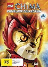 LEGO - Legends Of Chima (DVD, 2015, 8-Disc Set)