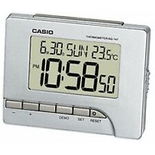 Casio Dq-747-8ef LED Digital Auto Calender Alarm Clock Dq747-8ef