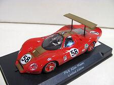 """NSR 1146 P68 BOAC 500 """"Alan Mann"""" von 1969 No.58 NEUWARE mit OVP"""