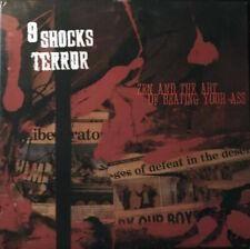 9 SHOCKS TERROR Zen And The Art Of Beating Your Ass CD HC5009