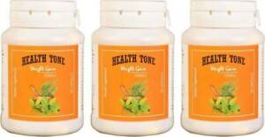 Health Tone Herbal Weight Gain Capsules 90 Caps (pack of 3) EXP MARCH 2023