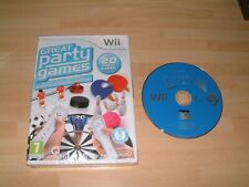 GREAT PARTY GAMES +  30 GREAT GAMES FAMILY PARTY .... NINTENDO WII & WII U GAMES
