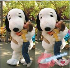 Cosplay Snoopy Dog Mascot Costume Adults Halloween Party Brithday Fancy Dress US
