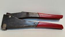 Vintage Craftsman Riveting Tool