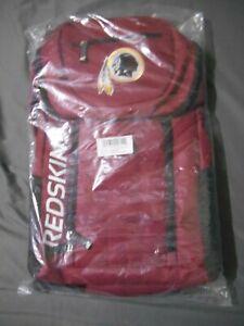 Northwest Washington Redskins  NFL Topliner Backpack Burgundy  New W/Tags!