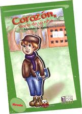 "LIBRO ""CORAZÓN, DIARIO DE UN NIÑO"", VERSIÓN A COLORES PARA NIÑOS"