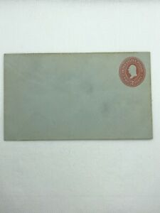US Stamps Scott #U370 Entire Unused on Bluish Paper