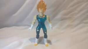 🤖 DRAGONBALL / DBZ Energy Glow S.S. Vegeta Irwin Toys 2002