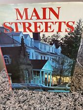 Main Streets by Exeter Books