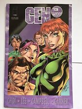 Gen 13 by Lee, Campbell, Choi, Garner (Paperback, 1998) Graphic Novel - VGC
