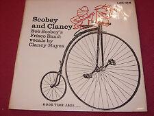 Bob Scobey's Frisco Band:  Scobey and Clancy  Vogue  LAG 12145  LP