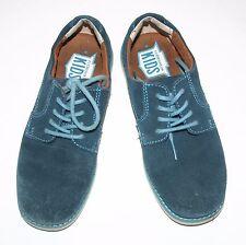 Florsheim Kids Boys' Kearny Junior Oxfords sz. 2 M suede shoes