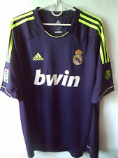 EXCELLENT!!! 2012-13 Real Madrid Away Shirt Jersey Trikot L