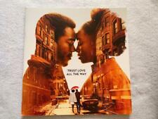 IF BEALE STREET COULD TALK - Original Promo Book Program NEW 2018 Barry Jenkins