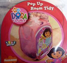 Dora La Exploradora Pop Up habitación ordenado (lavado cesta o para los juguetes) 53,5 X 35 X 35 Cm