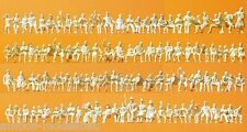 Preiser 16328 H0, Sitzende Personen, 120 unbemalte Figuren (1:87) ! Neu