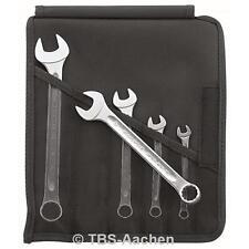 Stahlwille 13/5 work Ring-Maulschlüssel-Satz OPEN-BOX, SW 8, 10, 13, 17, 19 mm