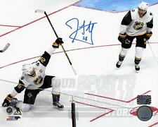 John Scott Signed Autographed 2016 NHL All-Star Game Goal Celebration 8x10