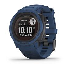 Garmin Instinct® Solar Edition Tidal Blue Adventure Smartwatch - OPEN BOX