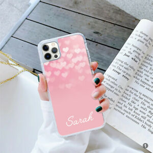 For Apple Samsung Huawei iPhone Personalised Ladies GEL Case Cover 158-1