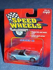 Speed Wheels Series XI w/ Maisto 2001 Buick Bengal Concept  Light Blue