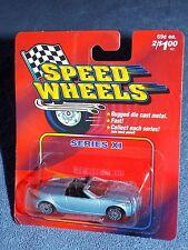 Speed Wheels Series XI w/ Maisto 2001 Buick Bengal Concept  Light Blue