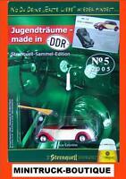 Sternquell Brauerei - DDR-Edition Nr. 5 >>> IFA F8 Luxus Cabrio