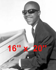 "Stevie Wonder~Young~Photo~Poster ~ 16"" x 20"""