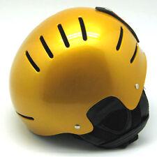 NEW Snowboard Ski Skiing Snow Helmet Matt Red Kid Adult M L w/ Size Adjustor