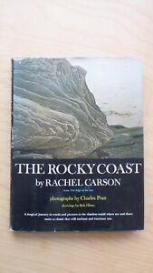 The Rocky Coast by Rachel Carson (hardcover, 1971)