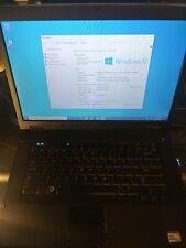 "Dell Latitude E5500 15.4"" Intel Core 2 Duo 2.53GHz 4GB 320GB HDD Laptop notebook"