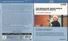 Sergiu Celibidache rehearses Bruckner's Ninth [Blu-ray] Neu