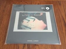 PRISTINE! DANIEL LANOIS 'FLESH AND MACHINE' LP + CD STILL IN SHRINK!