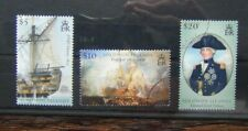 Solomon Islands 2005 Bicentenary of the Battle of Trafalgar 2nd Issue Used