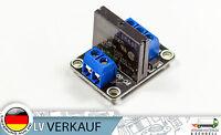 1-Kanal SSR-Relais Relay Modul 5V Omron G3MP-202P für Arduino Raspberry Pi STM32