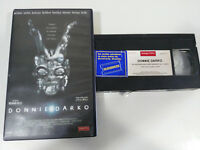 Donnie Darko Richard Kelly Jake Gyllenhaal Grusel & Horror VHS Tape Spanisch &