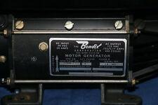 BENDIX - MOTOR GENERATOR 250 VA - 3/1 PHASE  NEW