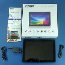 "Fusion5 10.1"" Windows 10 Ultra Slim Windows Tablet PC / 64Gb / 4GB RAM"